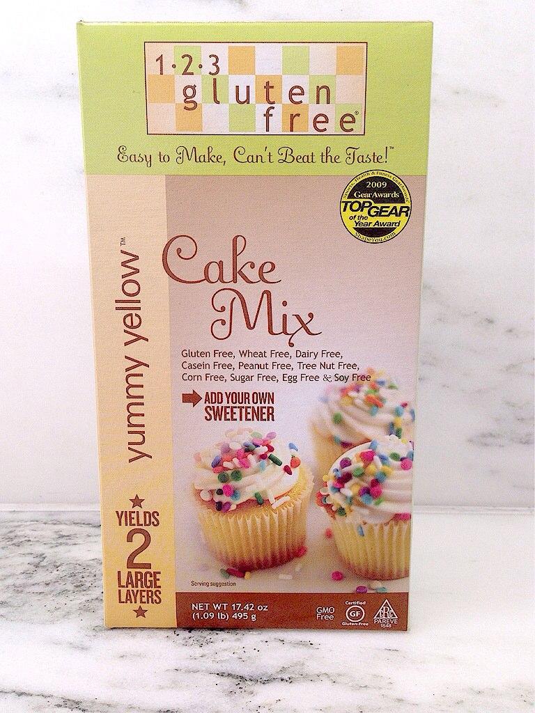 Best Gluten Free Cake Mix