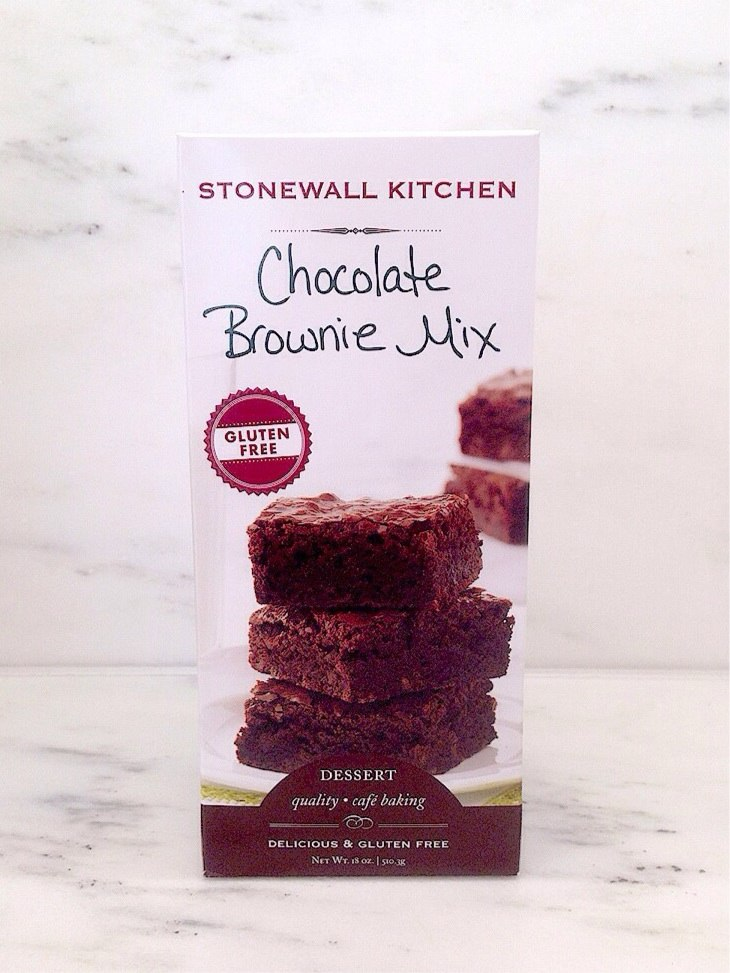 Stonewall Kitchen Gluten Free Brownie Mix