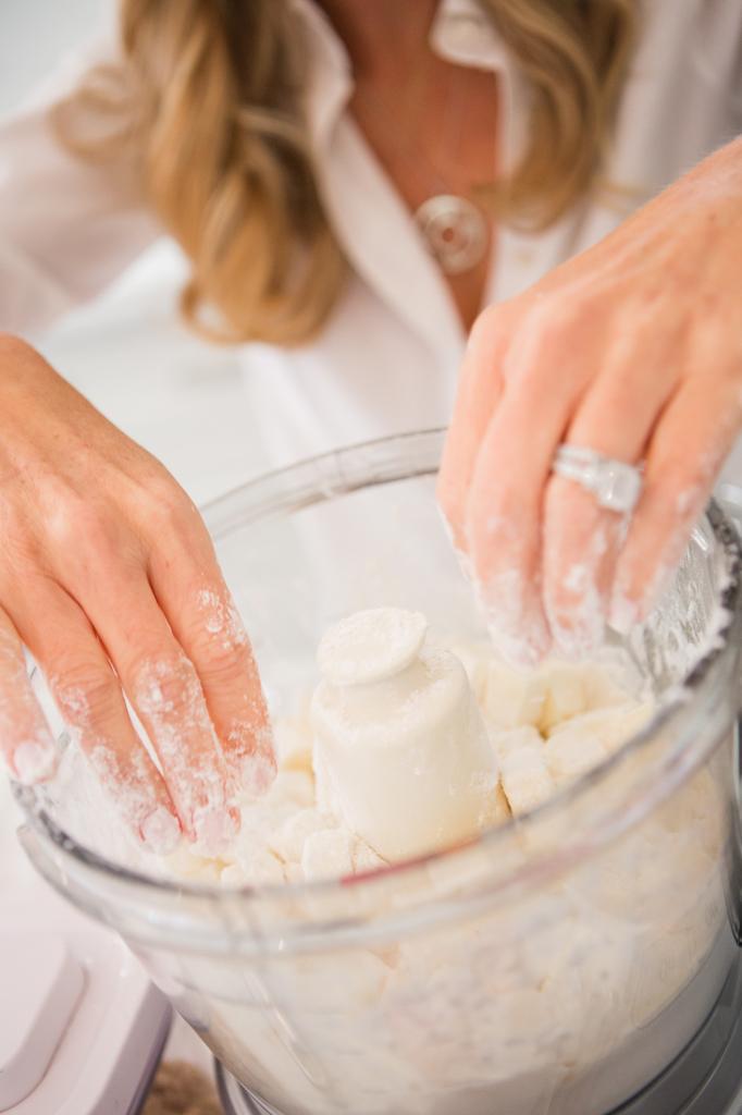 Pastry prep