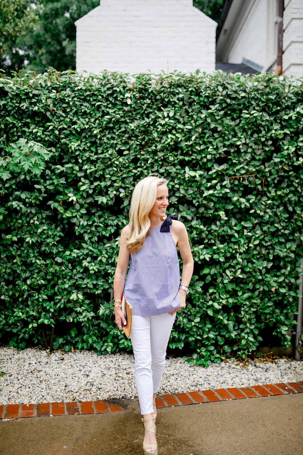 Best White Jean, Alicia Wood, Dallas Fashion Blogger, Best Petite Jean, Best Petite Cropped Jean, Petite Skinny Jean, J.Crew Toothpick Jean, J.Crew Skinny Jean, J.Crew White Jean