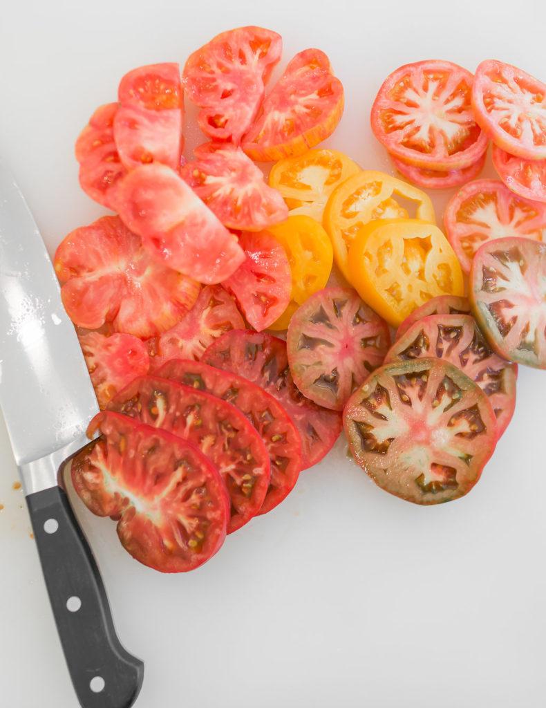 Heirloom Tomatoes, Heirloom Tomato Galette, Gluten Free Pie Crust, Tomato Pie, Caprese Pizza, Dallas Fashion Blog, Dallas Lifestyle Blog, Dallas Food Blog