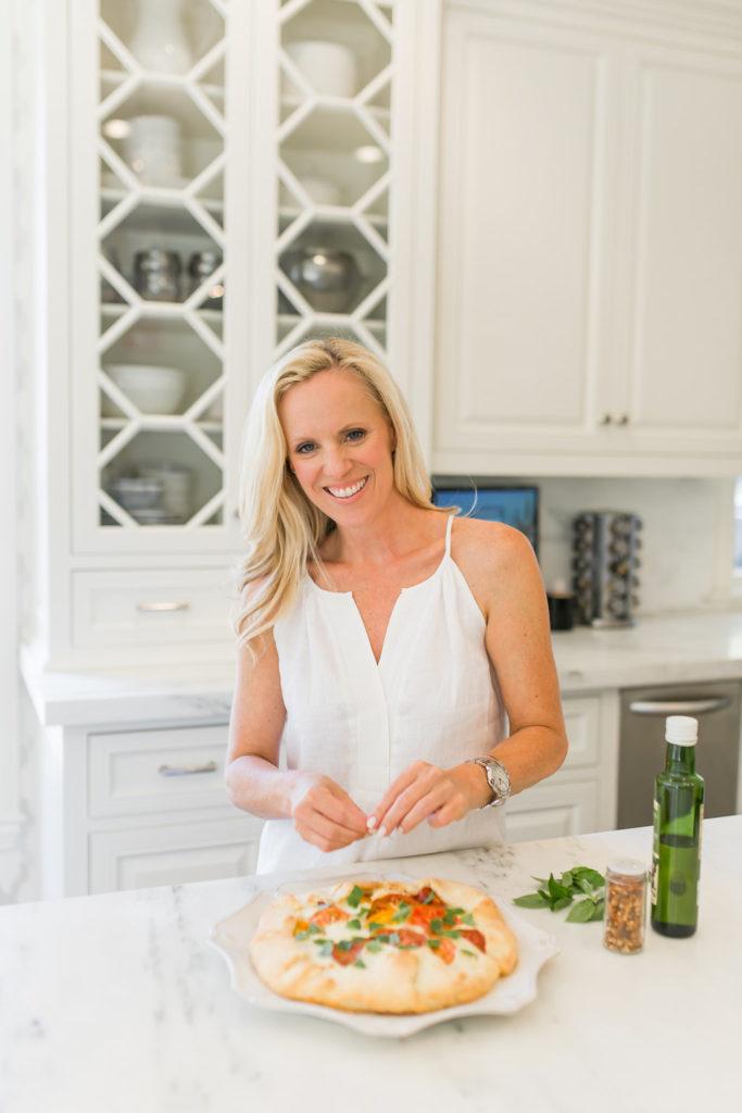 Alicia Wood, Dallas Fashion Blogger, Dallas Lifestyle Blogger, Heirloom Tomato Galette, Gluten Free Pie Crust, Tomato Pie, Caprese Pizza, Dallas Fashion Blog, Dallas Lifestyle Blog, Dallas Food Blog