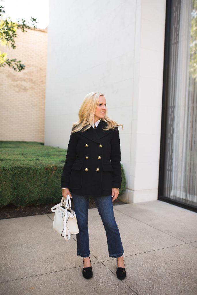 Alicia Wood, Dallas Lifestyle Blog, Dallas Fashion Blog, Dallas Fashion Blogger, Dallas Lifestyle Blogger, J. Crew Majesty Peacoat