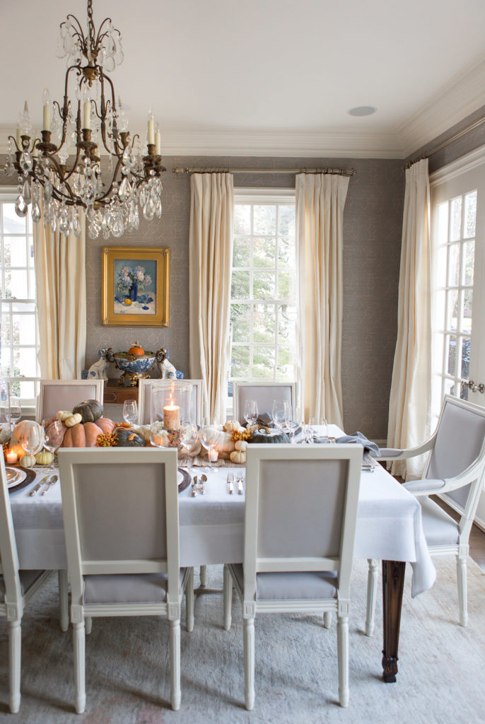 Thanksgiving Tablescape 15