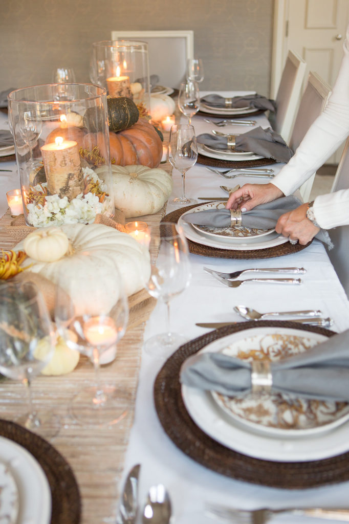 Thanksgiving Tablescape 25
