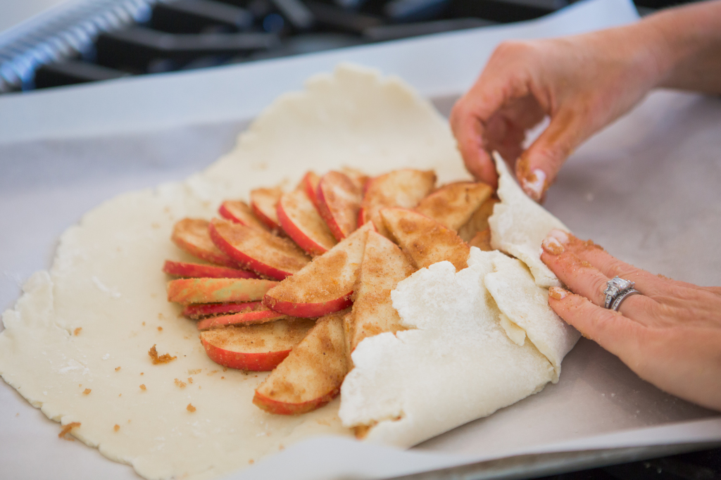 fold crust