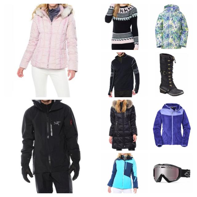 Lush List: Spring Break Packing for Skiing