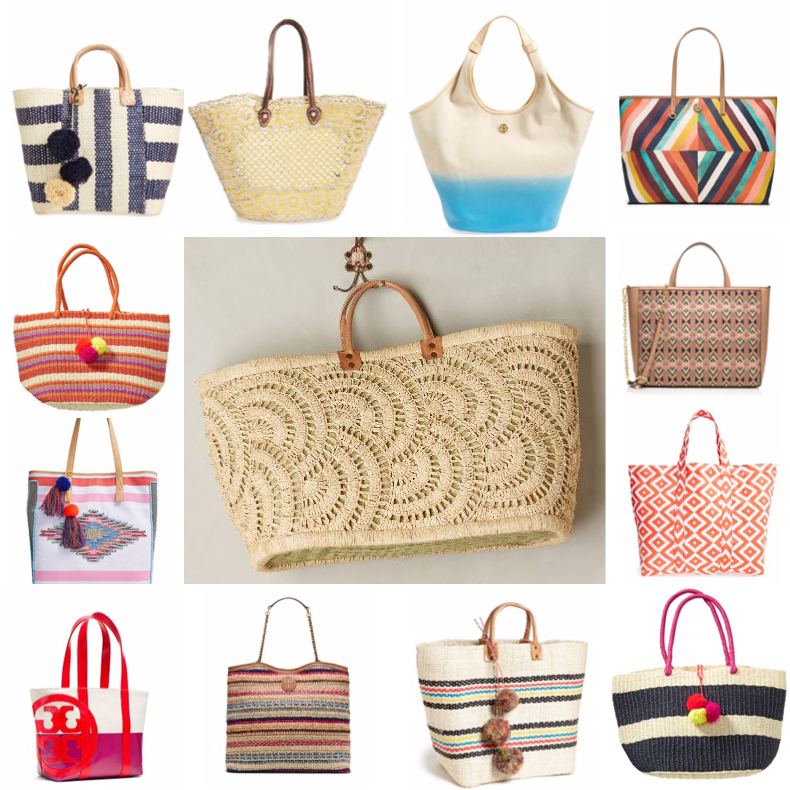 Summer Tote • The Lush List | Dallas Lifestyle & Fashion Blog