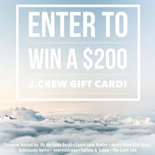 J.Crew Giveaway and Sale Alerts!