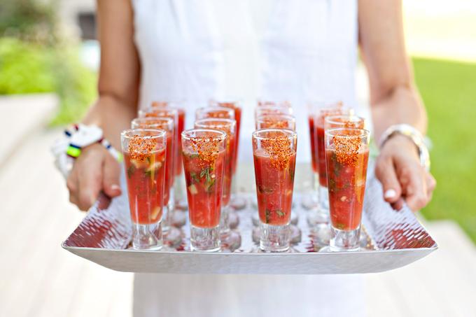 Make This Weekend: Watermelon Gazpacho