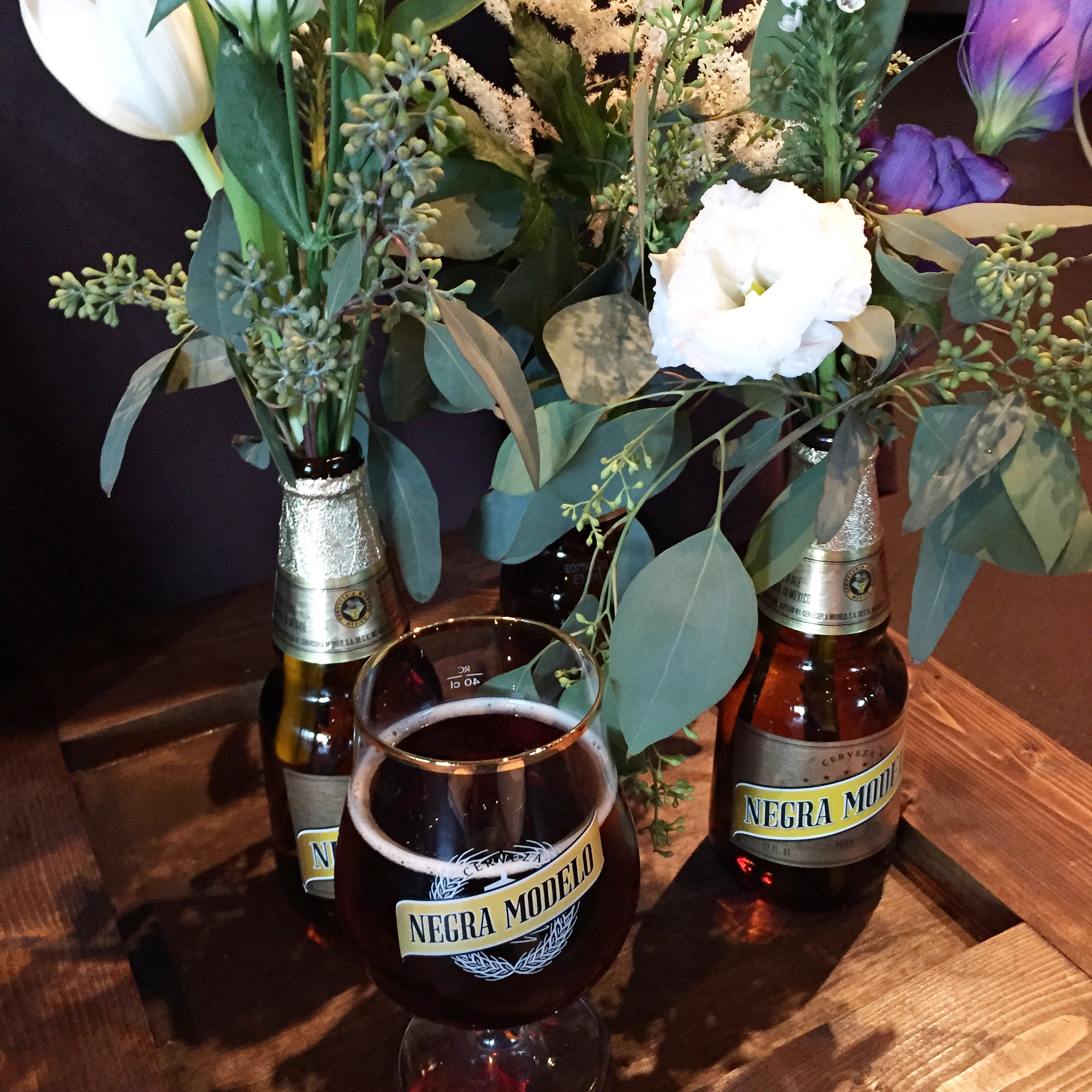 Private Dinner with Negra Modelo and Rick Bayless