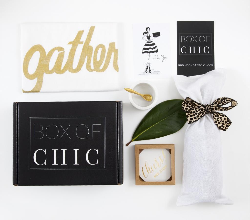 Box of Chic: Interior Design Subscription Box • The Lush ...