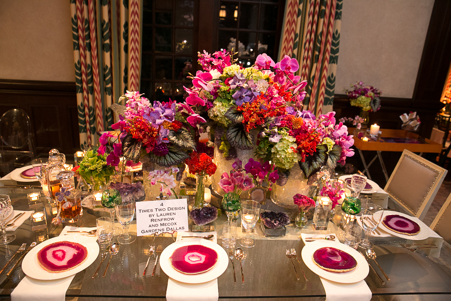 Tablescapes Kappa Tablescapes 2015  The Lush List  Dallas Lifestyle