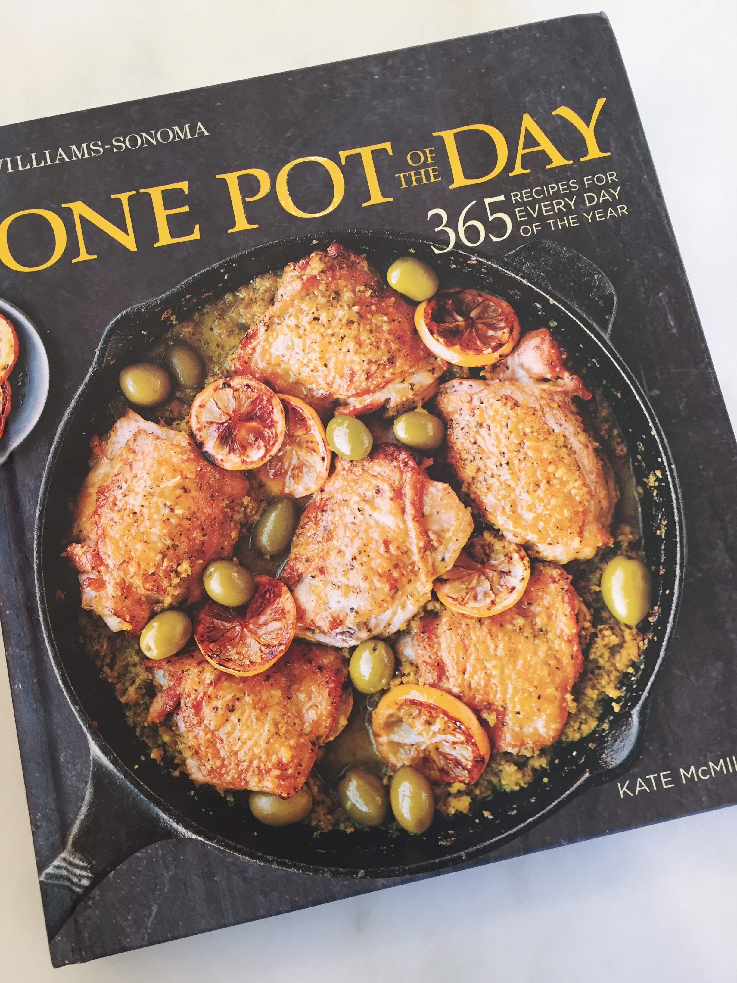 One Pot of the Day: 365 Recipes for Every Day of the Year