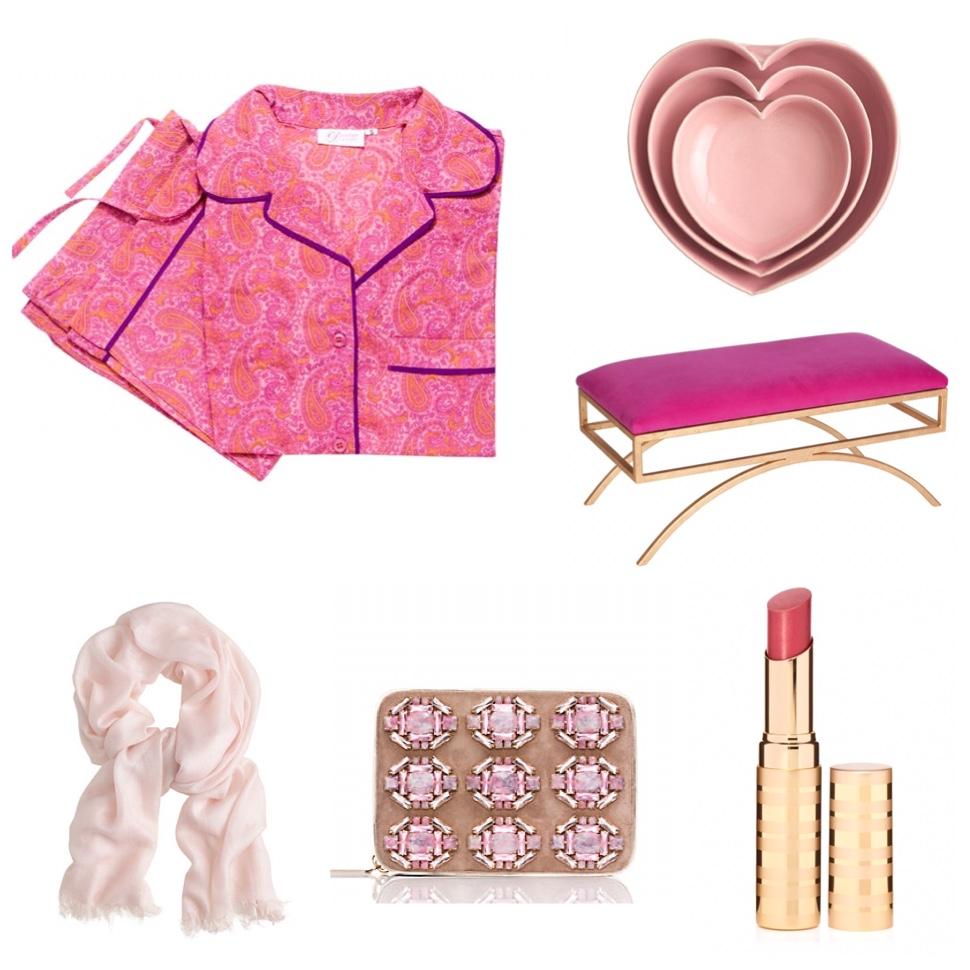 Friday Loves List: Think Pink & Save Lives