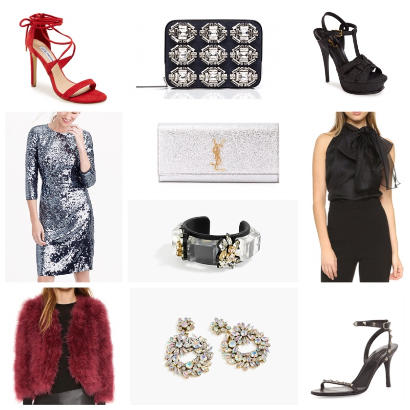 Party Perfect: Favorite Looks for the Holiday