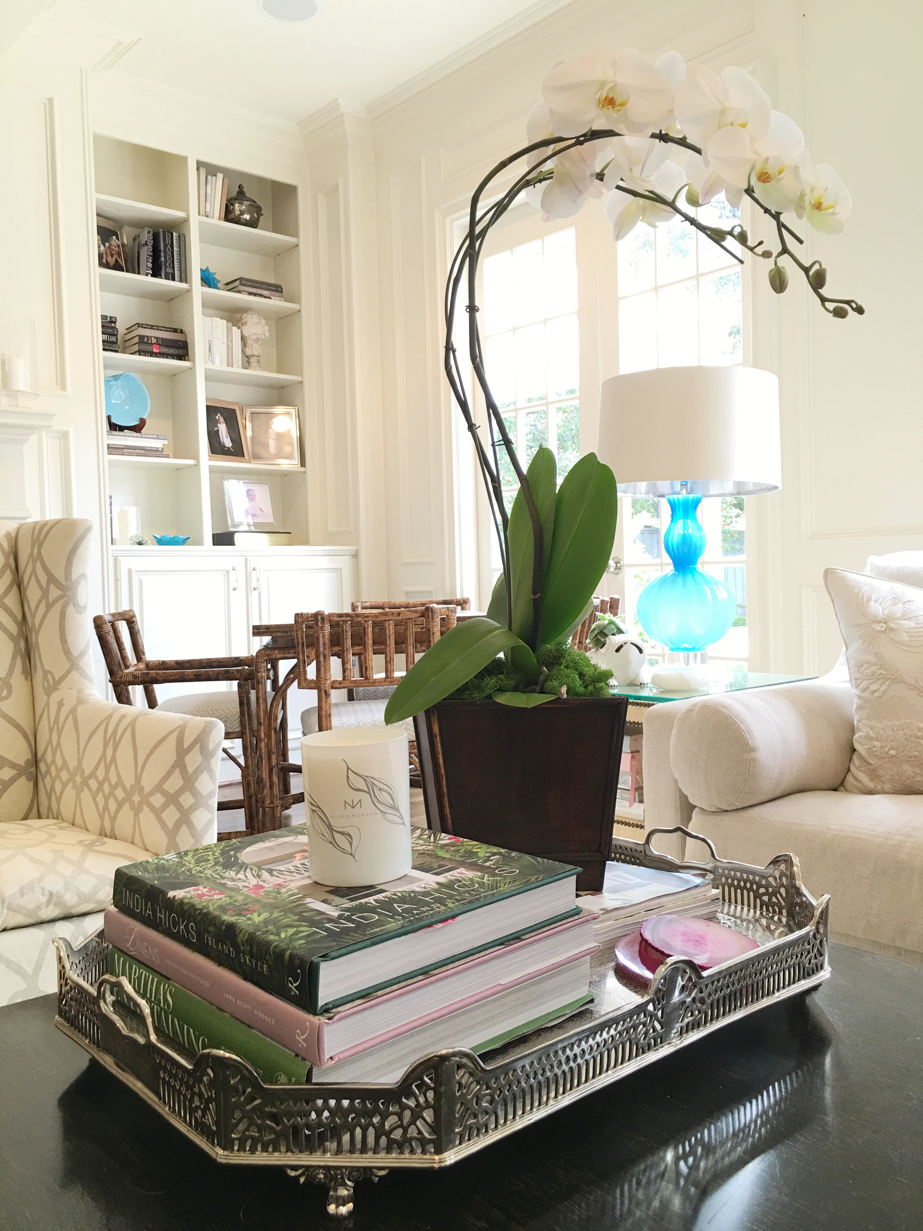 Interior Design Coffee Table Styling Tips  E  A The Lush List