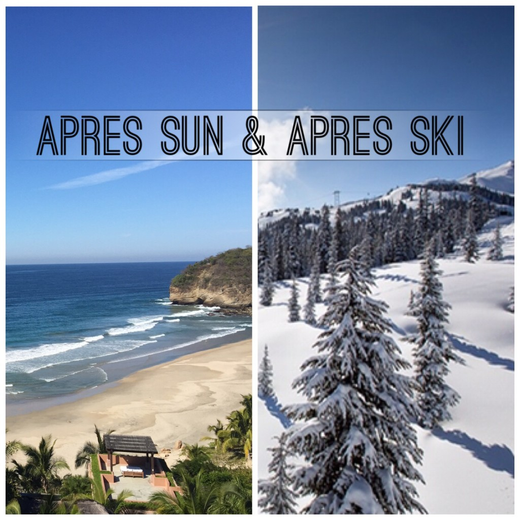 Apres Ski or Apres Sun: Recipes For Spring Break