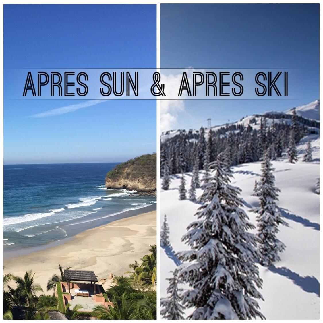 Apres Ski or Apres Sun: Recipes For Spring Break