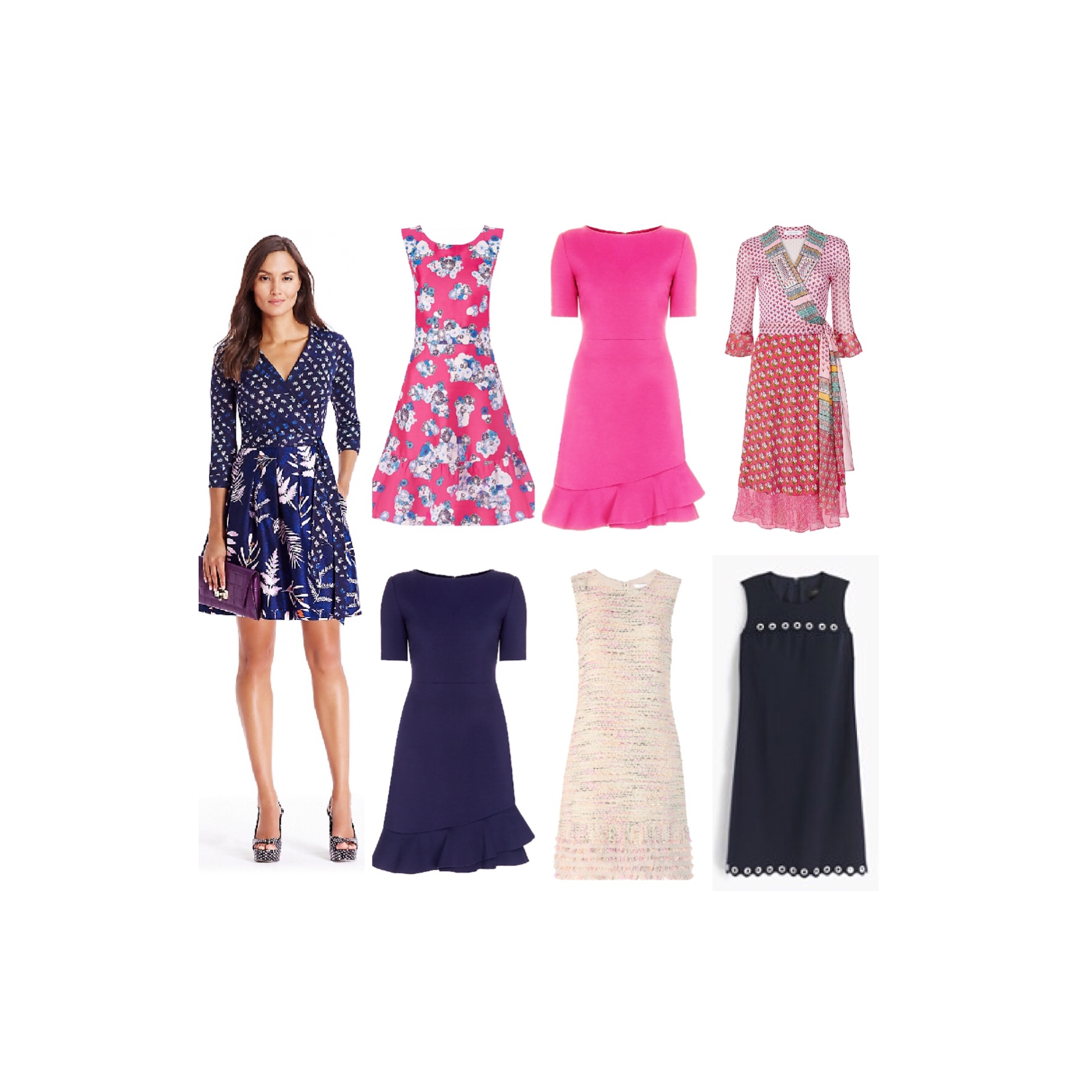 The dress and beyond - Spring Dresses For Easter And Beyond The Lush List Dallas Lifestyle Fashion Blog