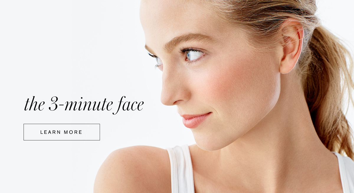 The 3 Minute Face