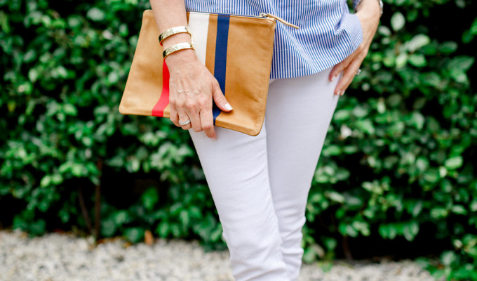 Summer Must Have: Skinny White Jean