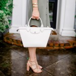 White handbag, White summer Handbag, Summer Handbag, Dallas Fashion Blogger, Alicia Wood