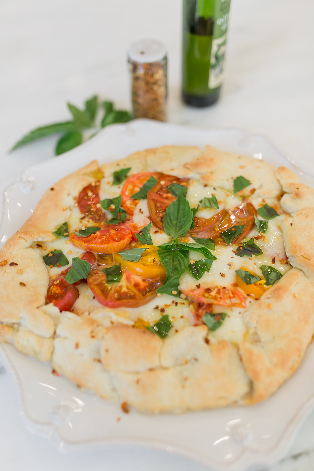 Make This Weekend: Heirloom Tomato Galette