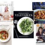 Fall Cookbooks, Martha's Vegetables, Dallas Food Blogger, Daphne Oz, Ina Garten