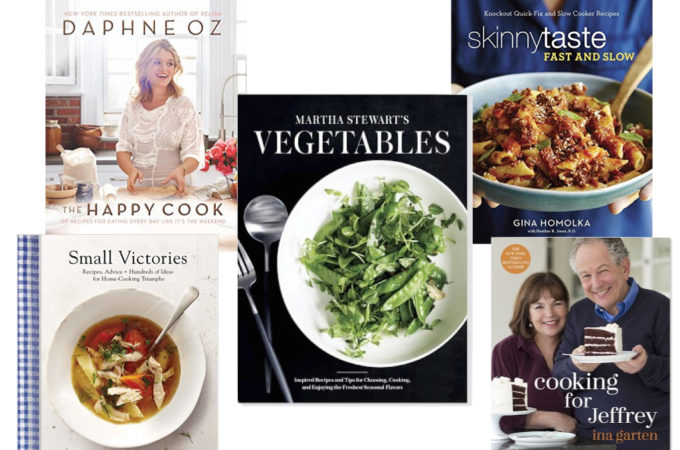 Fall Cookbooks, Martha's Vegetables, Dallas Food Blogger, Daphne Oz, Ina Garten