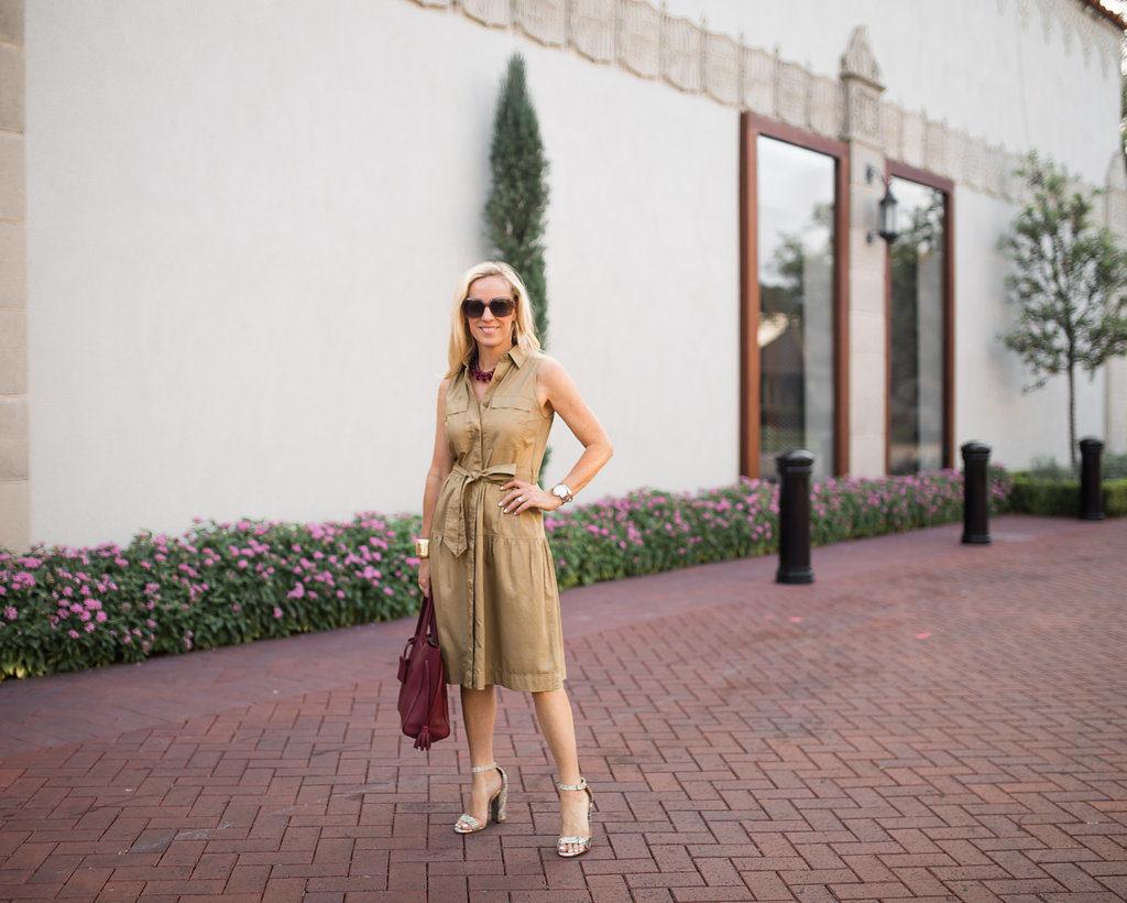 Fall Transition Dressing