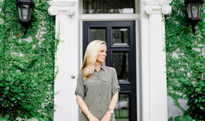 Army Green | Fall Transition Favorite