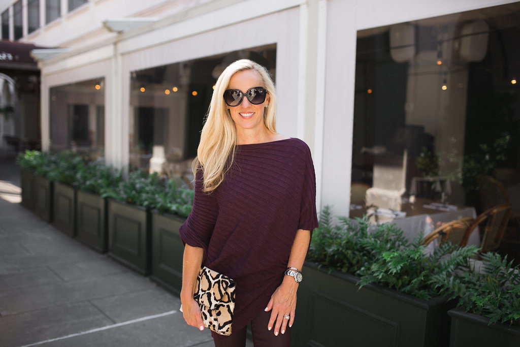 Alicia Wood, Rib-Knit Kimono Sweater, Best Color for Fall