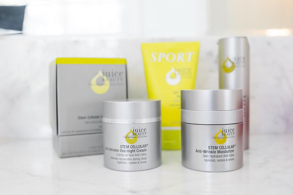 Juice Beauty Sunscreen, STEM CELLULAR Instant Eye Lift Algae Mask, Dallas Beauty Blogger, Alicia Wood, Clean Beauty, Nontoxic Beauty, Juice Beauty, Juice Beauty's STEM CELLULAR Anti-Wrinkle Moisturizer, STEM CELLULAR Anti-Wrinkle Overnight Cream