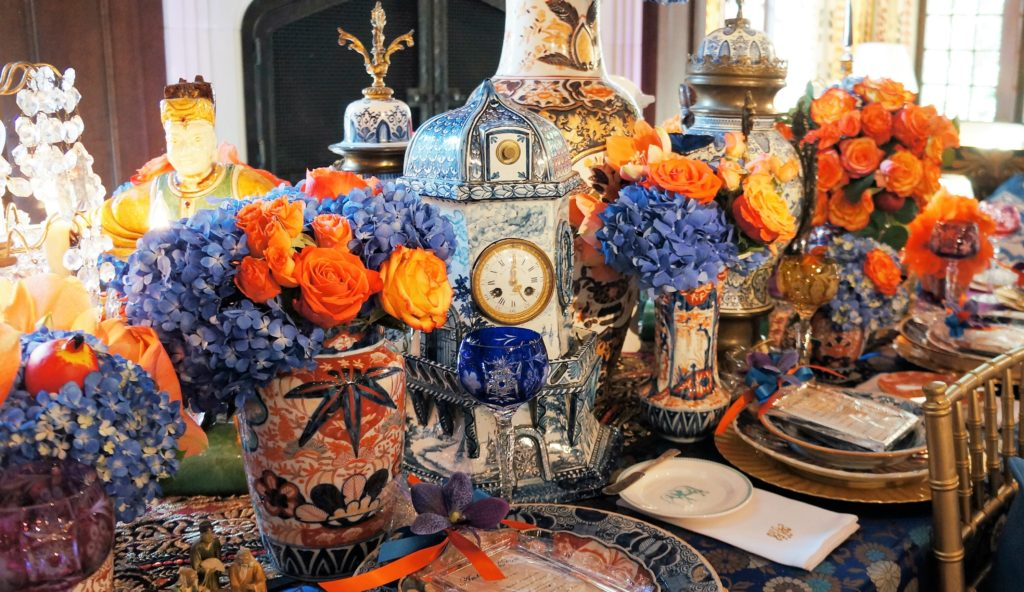 Kappa Tablescapes 2016