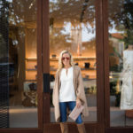 Alicia Wood, Dallas Style Blogger, Dallas Fashion blogger, Cuyana, Classic Alpaca Cape