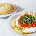 Sweet and Savory Baked Brie, Easy Appetizers, Easy Appetizers for the Holidays, Thanksgiving Appetizer,