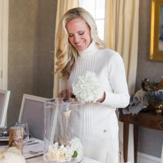Alicia Wood, Dallas Lifestyle Blogger, Dallas Fashion Blogger, Elegant Thanksgiving Tablescape, Easy Thanksgiving Table Setting