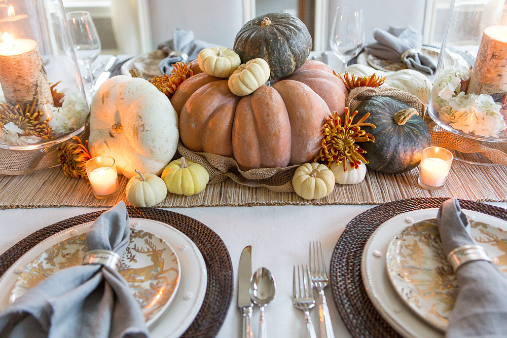 Traditional Thanksgiving Menu and $1000 Nordstrom Giveaway