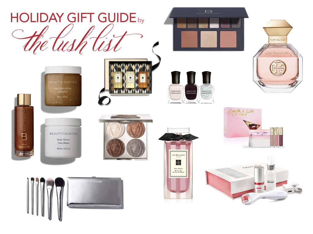 Gift Guide: Top Beauty Gifts