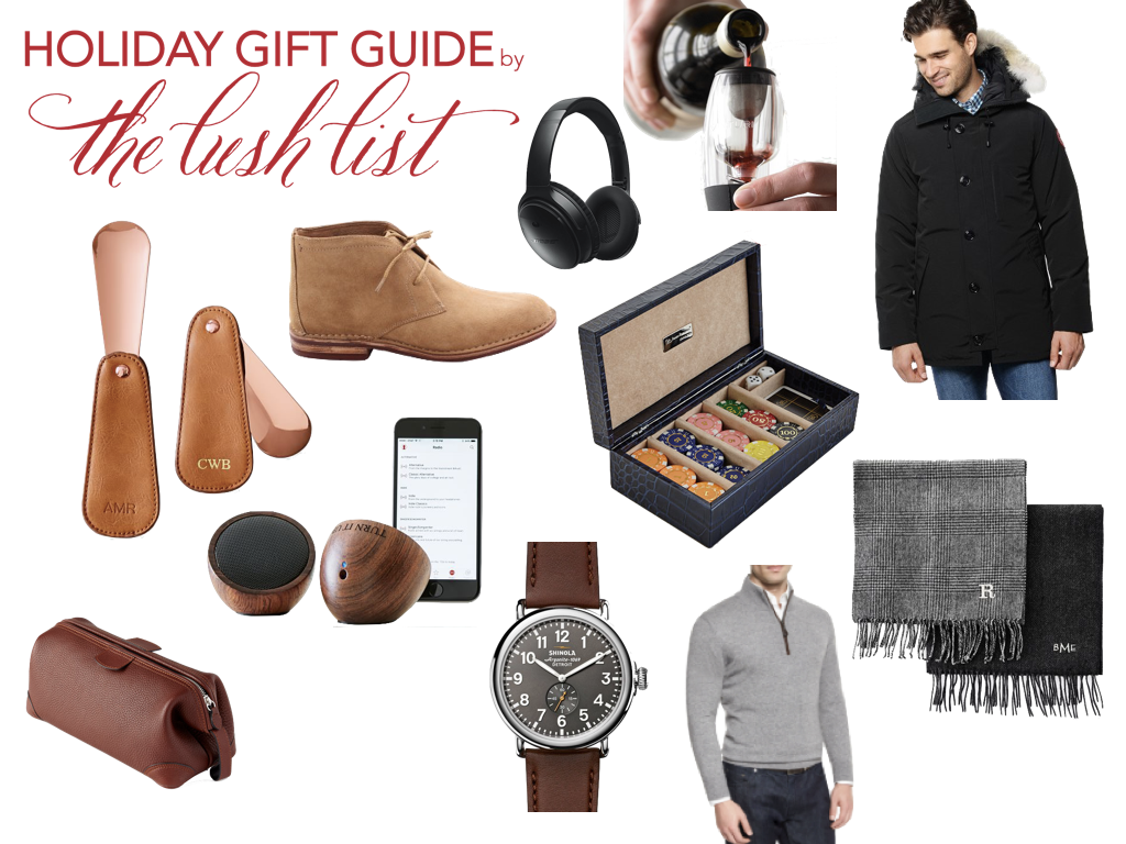 Gift Guide For Him Top Gifts For Men This Holiday