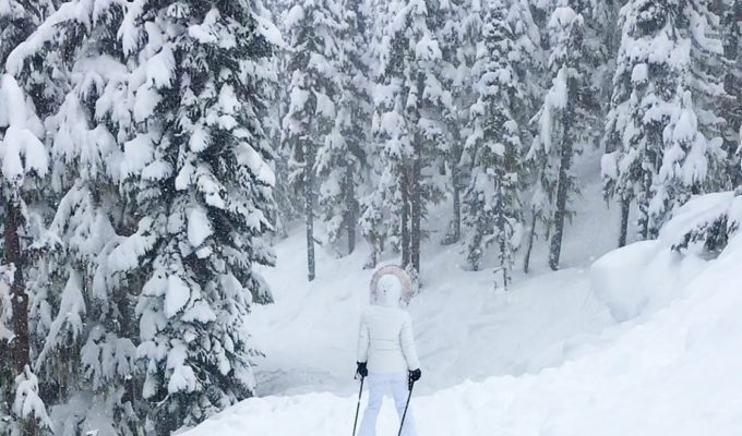 Wanderlust Wednesday: Skiing at Whistler Blackcomb