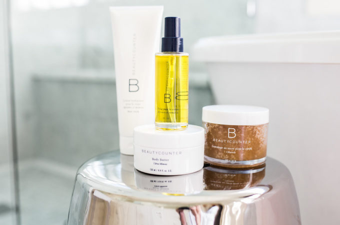 Beautycounter Body Products, Best products for Dry Skin