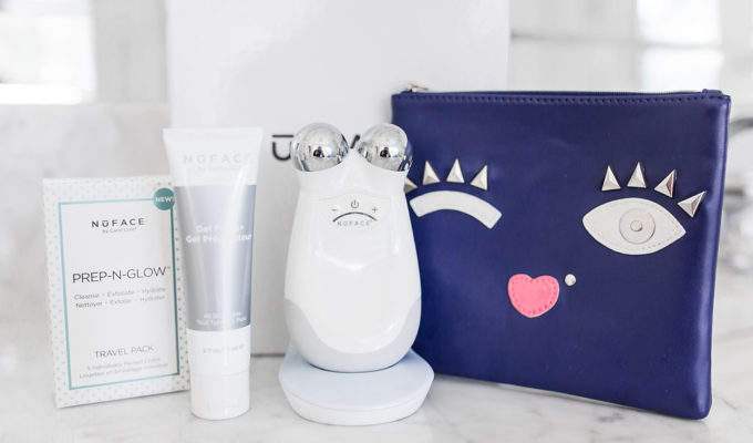 NuFace Define Your Beauty   The Five Minute Facial Lift