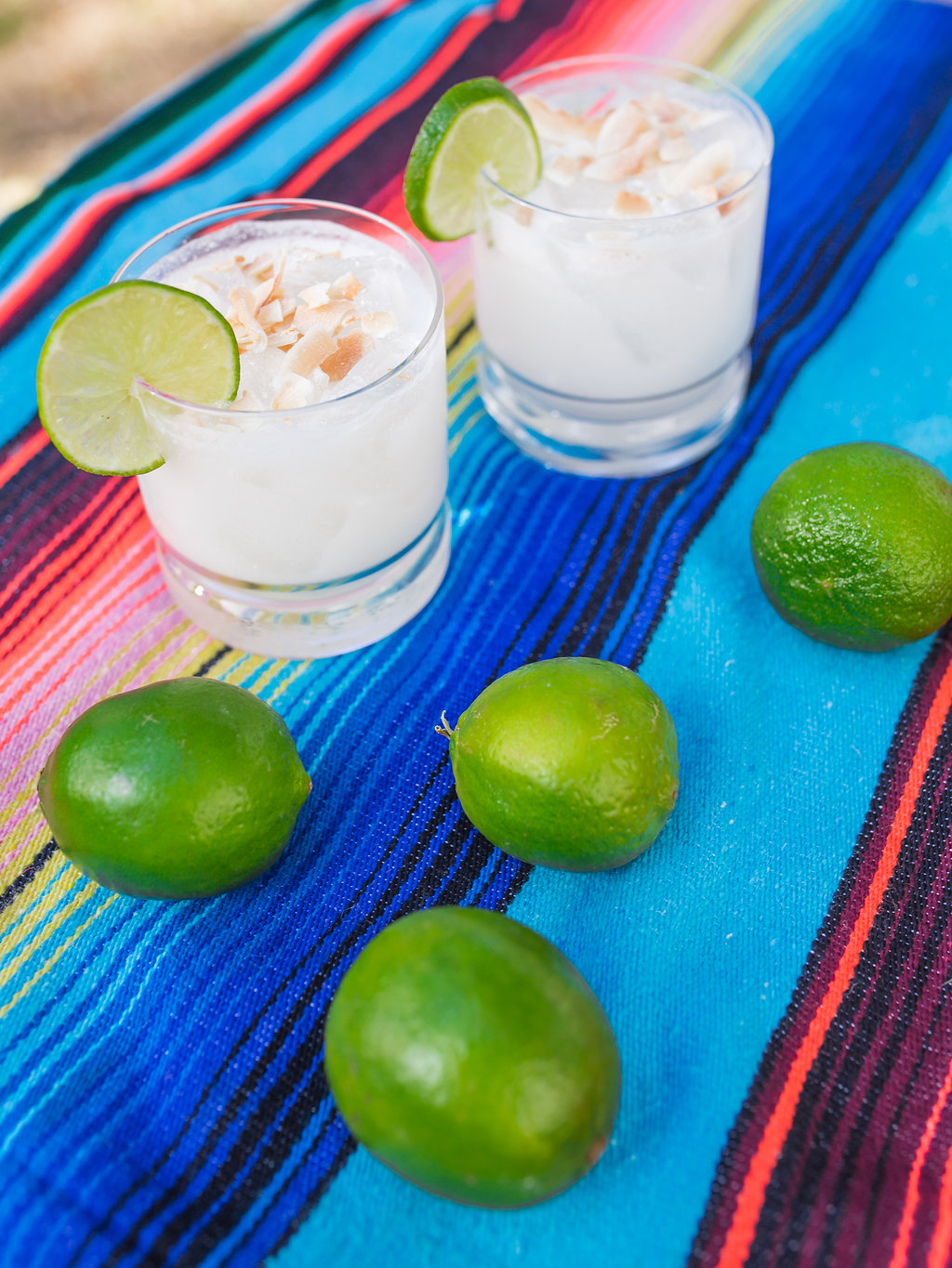 Make This Weekend: Coconut Margarita