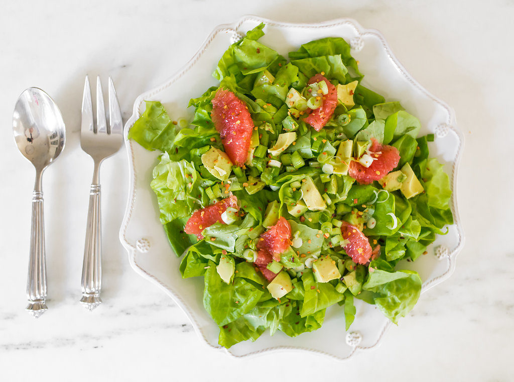 How to use Winter Citrus in a Salad, Winter Citrus Salad