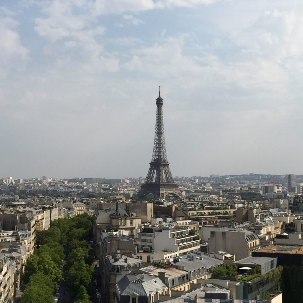 Wanderlust Wednesday: Paris in Four Days + Day Trips