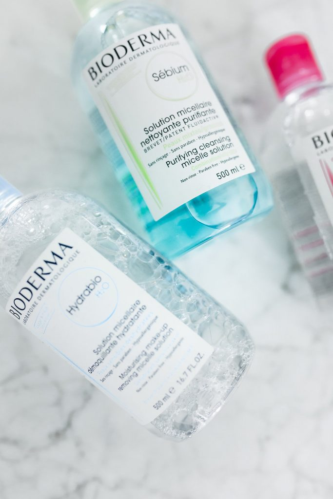 Bioderma Micellular Water, Clean Beauty products, Clean Beauty Micellular Cleansing Water