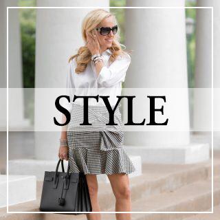Style Menu