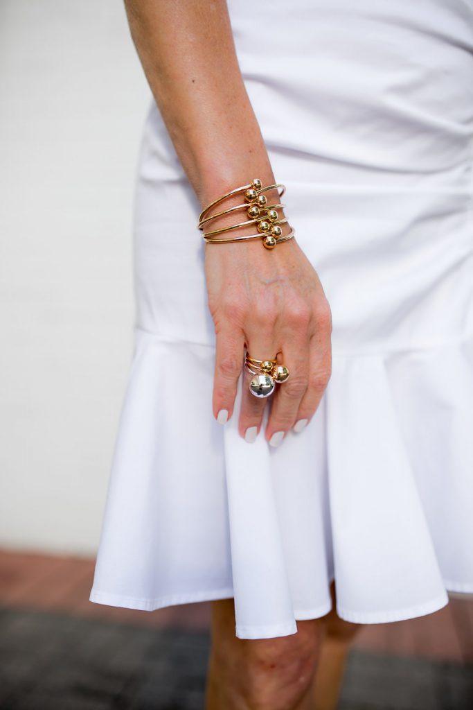 Tiffany Hardwear Ball Ring